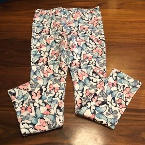 H&M NWT Jeggings Print Size 8-9y cotton skinny
